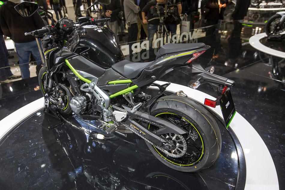Lo último de Kawasaki, su modelo Z900