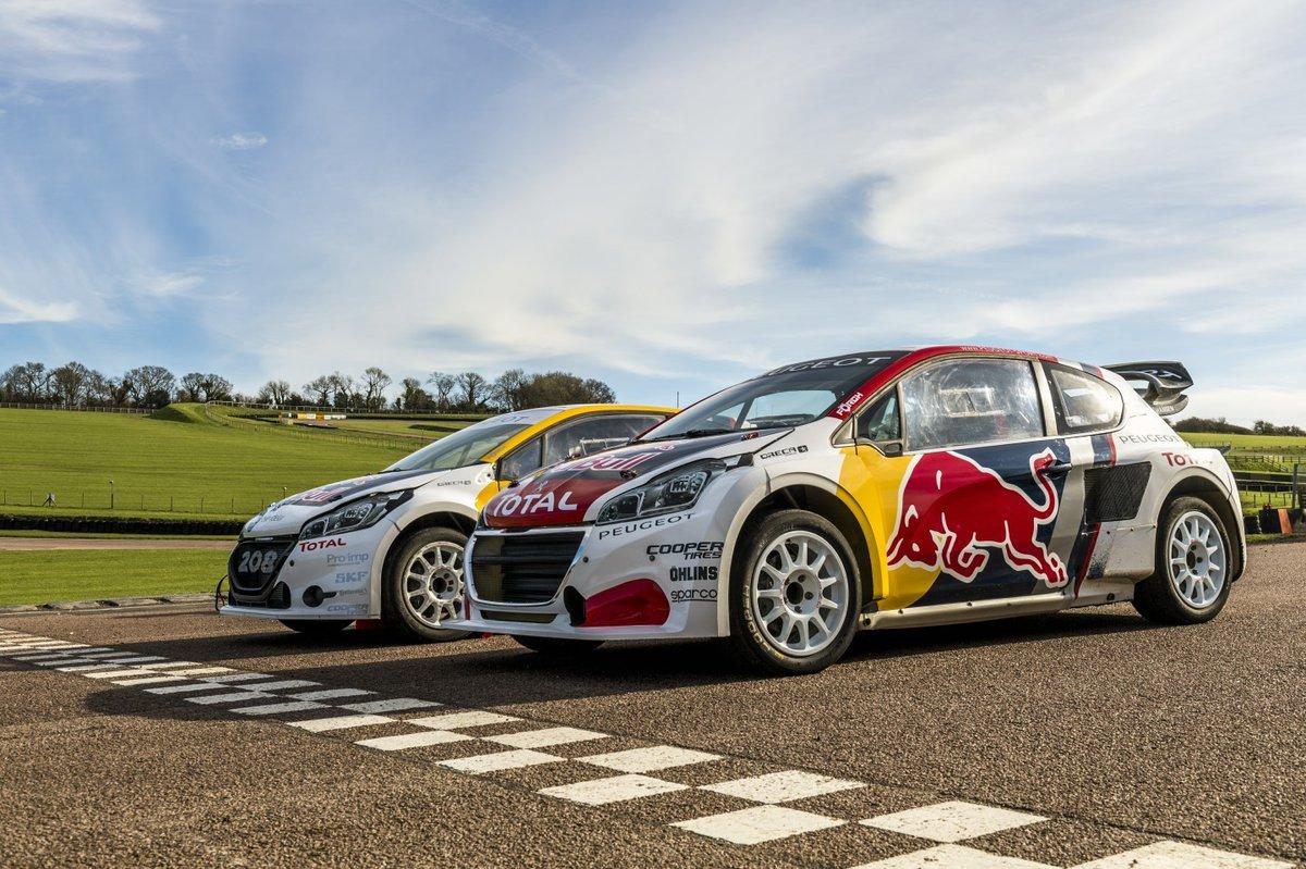 "Kenneth Hansen: ""El Peugeot 208 va a estar arriba toda la temporada"""
