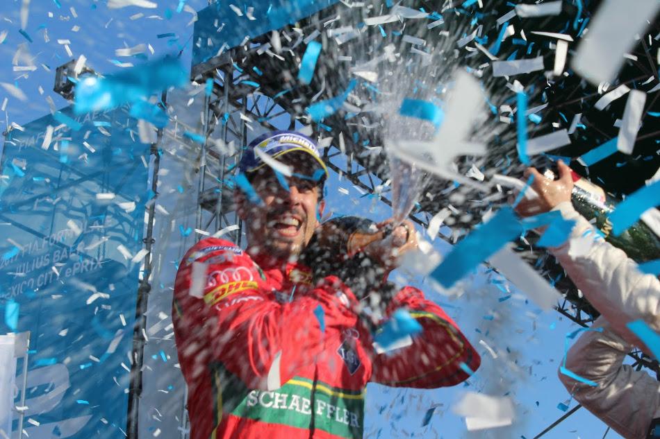 Volvió la rivalidad por el título en la Fórmula E