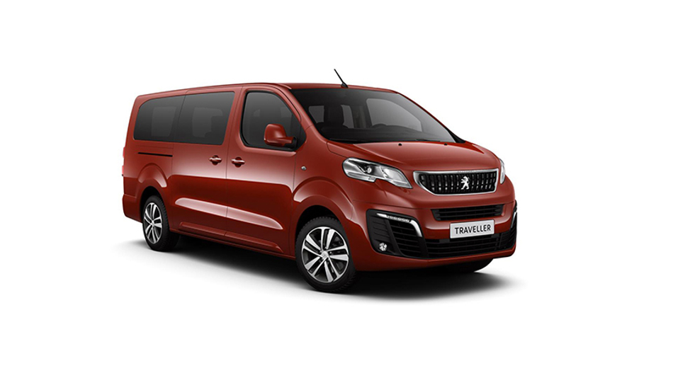 Peugeot desveló la Traveller Long