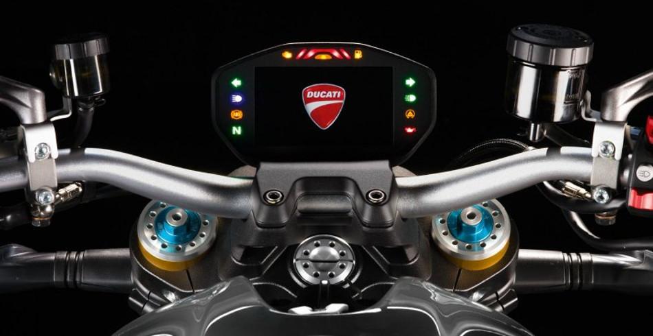 Ducati presentó su nueva Monster 797