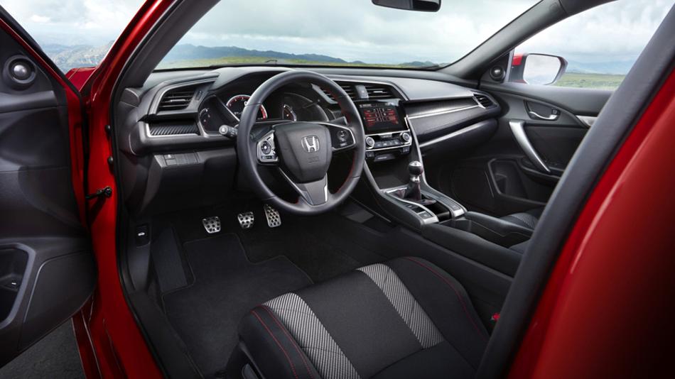 Honda se reafirma en el mercado y revela el Civic SI