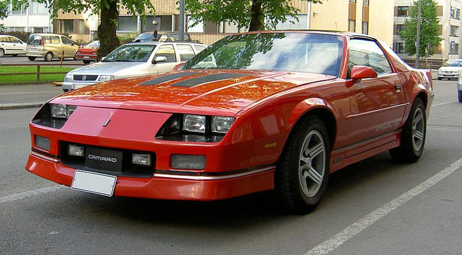 Repasando al Chevrolet Camaro, el eterno clásico y rival del Mustang