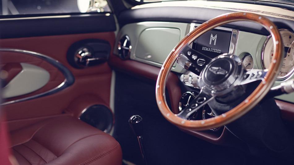 El clásico Mini está de nuevo en el mercado