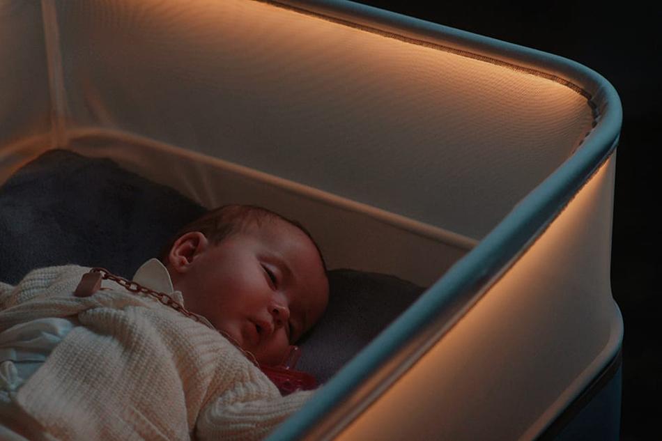 Ford desarrolla la Max Motor Dreams para bebés