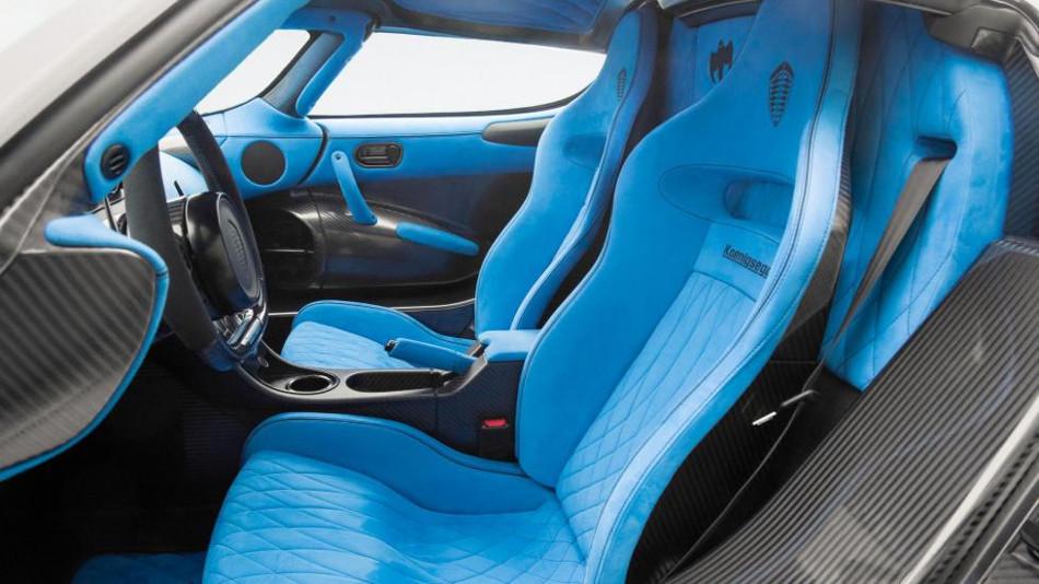 Koenigsegg presentó el Agera RS1 en Nueva York