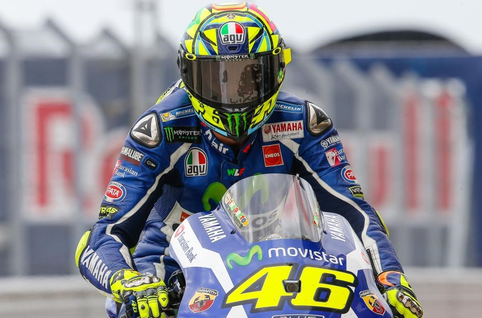 Una cuenta que saldar para Valentino Rossi