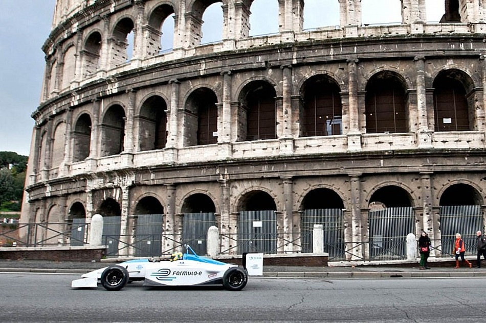 Roma recibe luz verde para realizar un Eprix