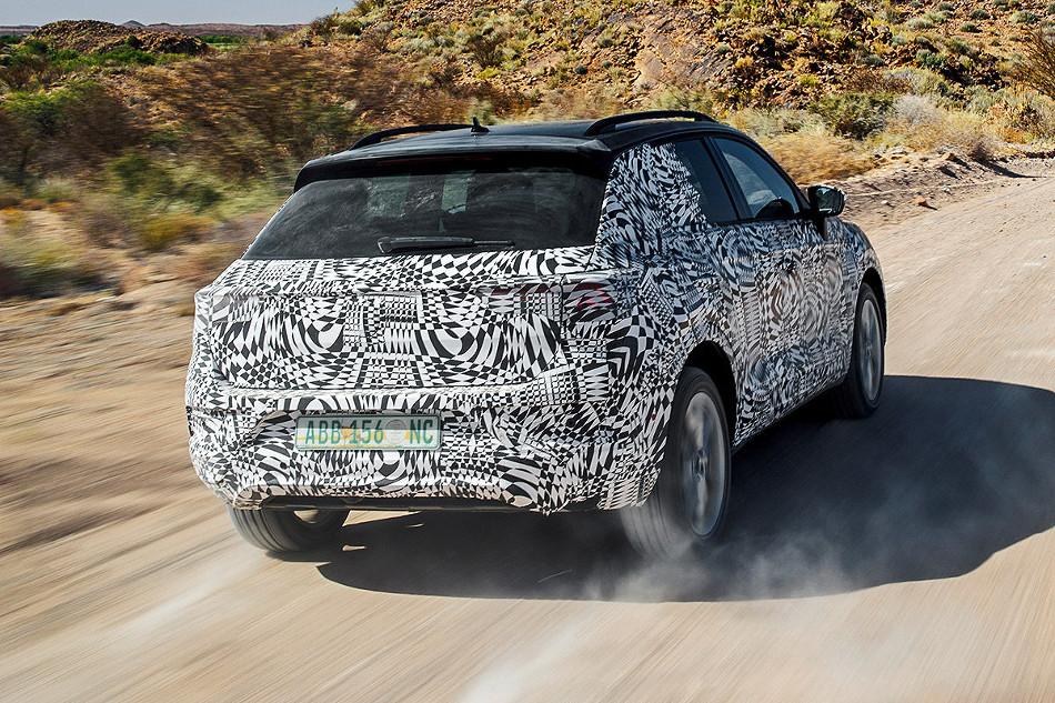 Volkswagen prepara el lanzamiento del T-Roc