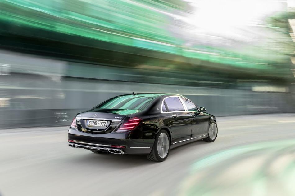 El nuevo Mercedes-Benz Clase S se presentó en Shanghái.