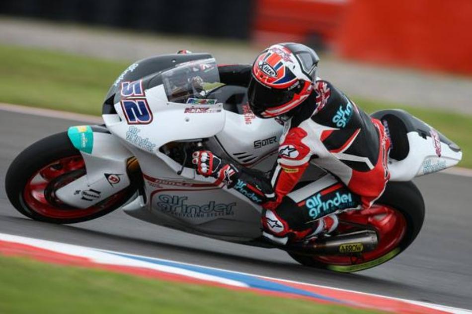 Danny Kent rompe con el Kiefer Racing y se marcha del Mundial de Moto2