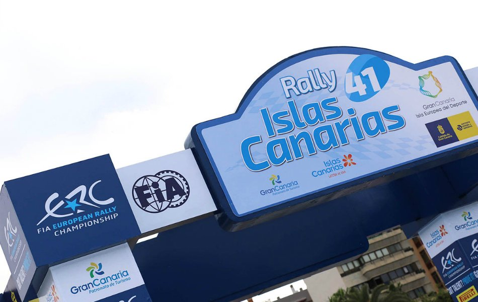 Previa | Rally de Canarias 2017 (ERC): de isla en isla para inaugurar el asfalto