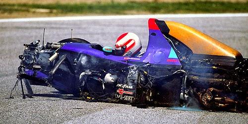 Senna, Ratzenberger y el recuerdo del Imola trágico
