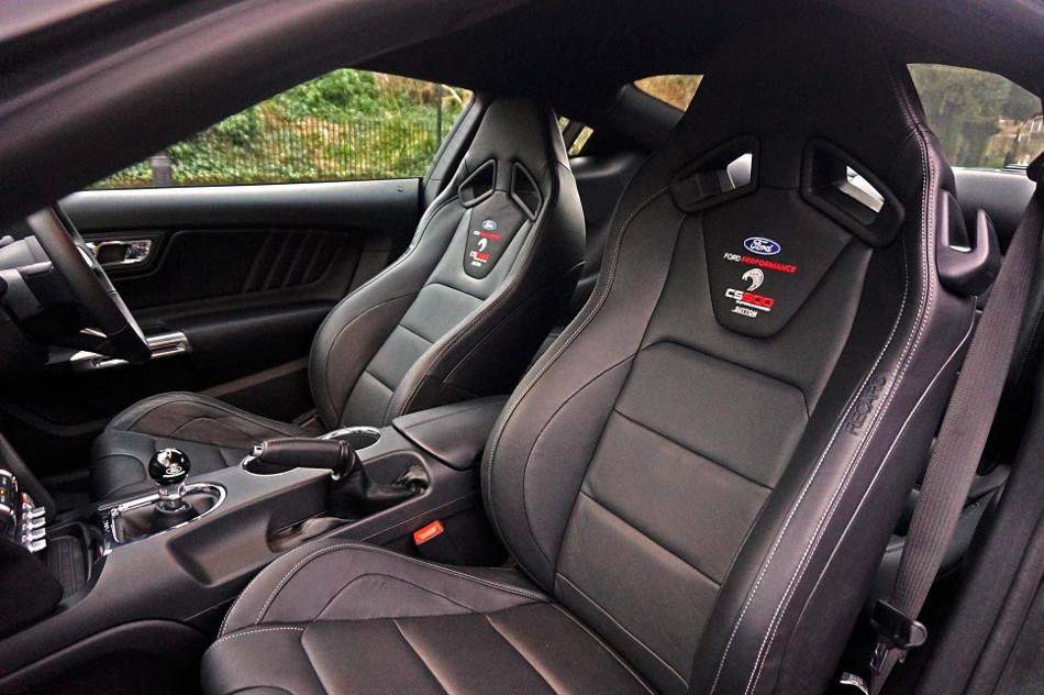 Descubre el Ford Mustang Sutton CS800