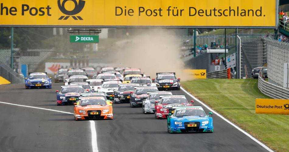 El DTM aprueba sus modificaciones del reglamento deportivo