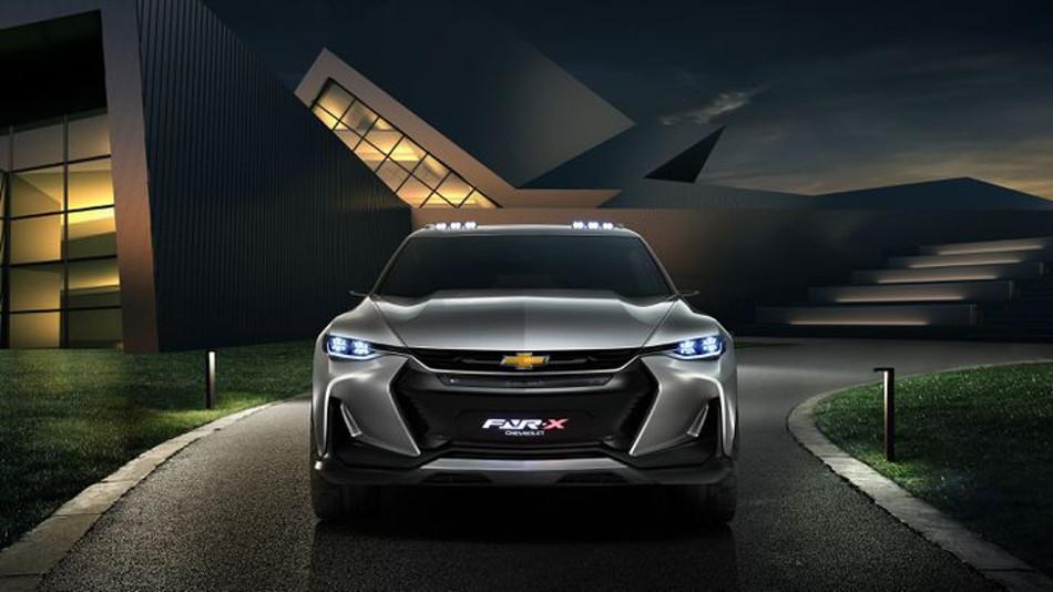 Chevrolet presentó el prototipo FNR-X
