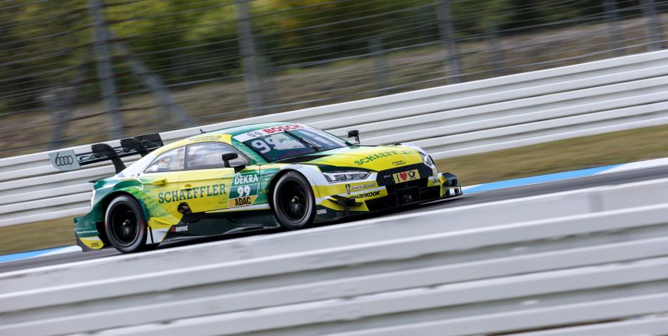 Paul Di Resta, el más rápido en los primeros libres en Hockenheim