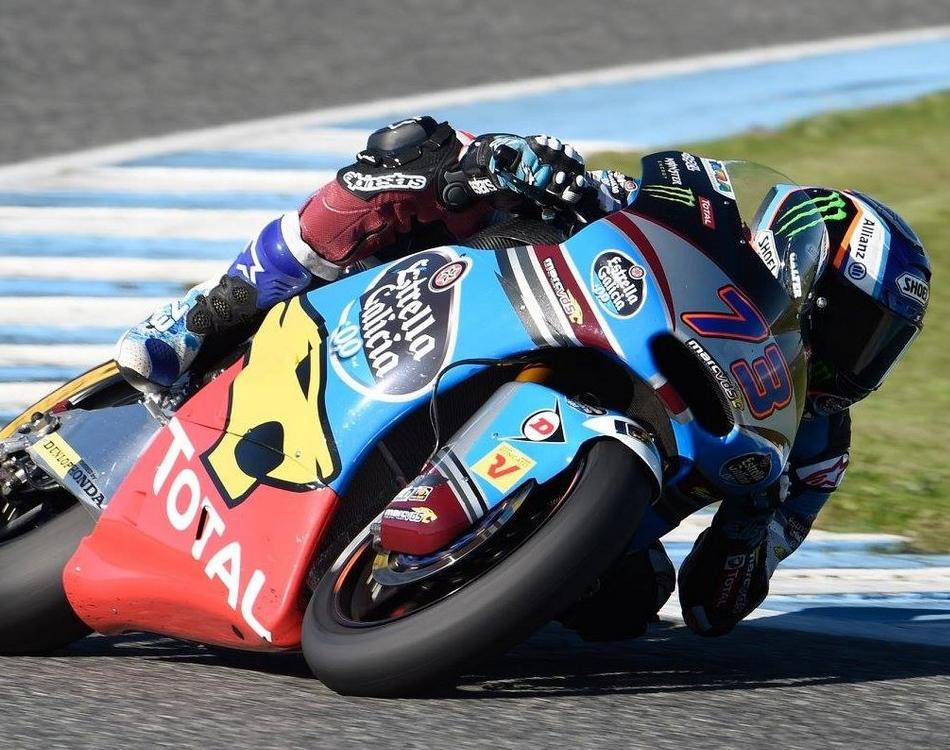 """Alex Márquez: """"No voy a mirar al campeonato en cada carrera"""""""
