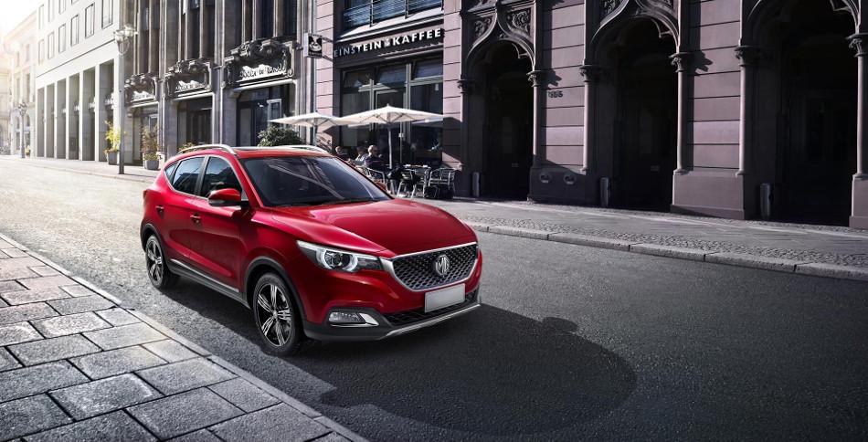 MG se amplía en el sector SUV con la presentación del XS 2017