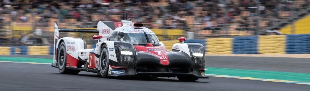 Toyota dominó los primeros test en Le Mans