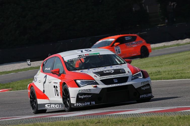 Previo, horarios y clasificación de las TCR International Series en Monza 2017
