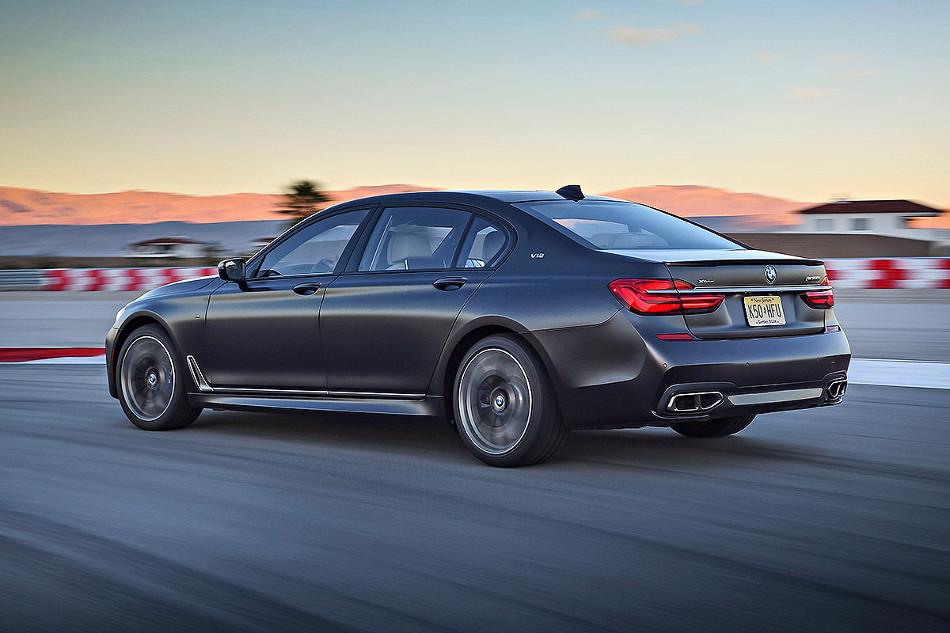 BMW presentará su modelo exclusivo M760Li xDrive en Barcelona