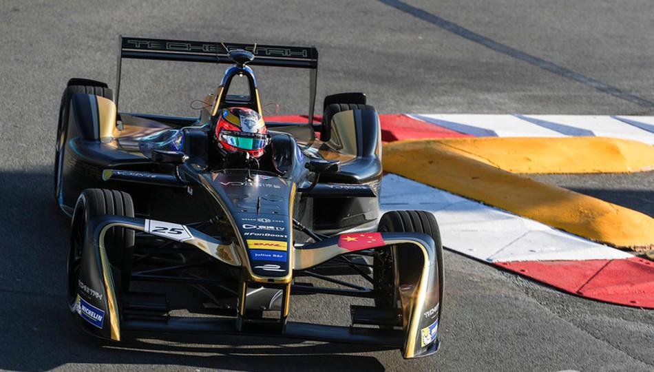 Eprix de Mónaco, crónica de la carrera