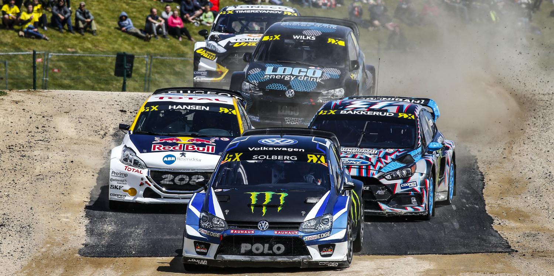 Un semipleno, un fin de racha y un mundial de rallycross muy abierto