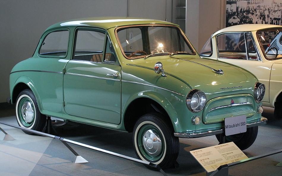 Mitsubishi cuenta sus primeros cien