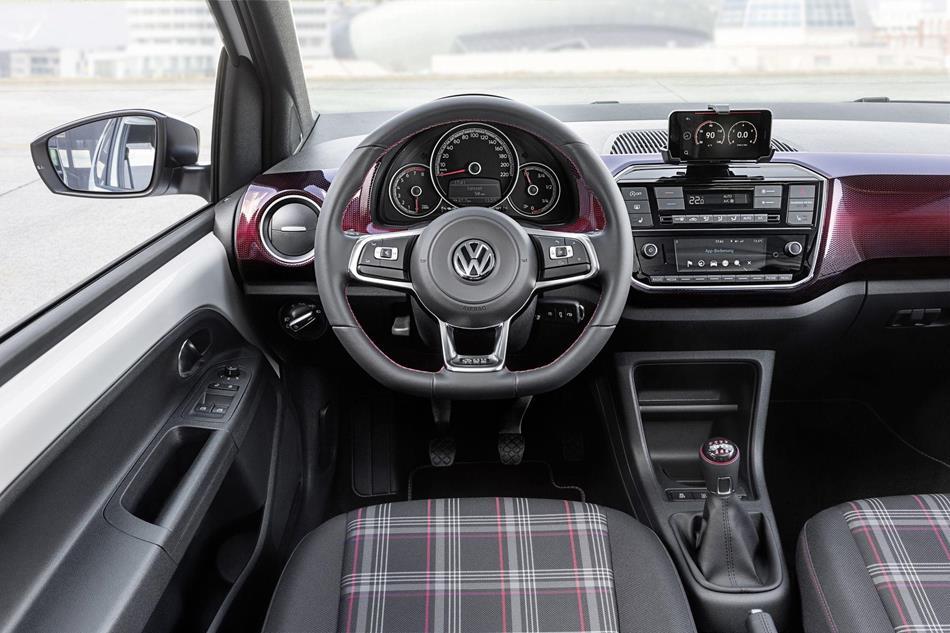 Volkswagen Up! GTI se presenta en Wörthersee
