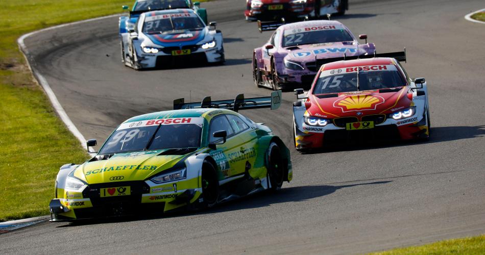 Lucas Auer consigue la primera pole de Laustizring