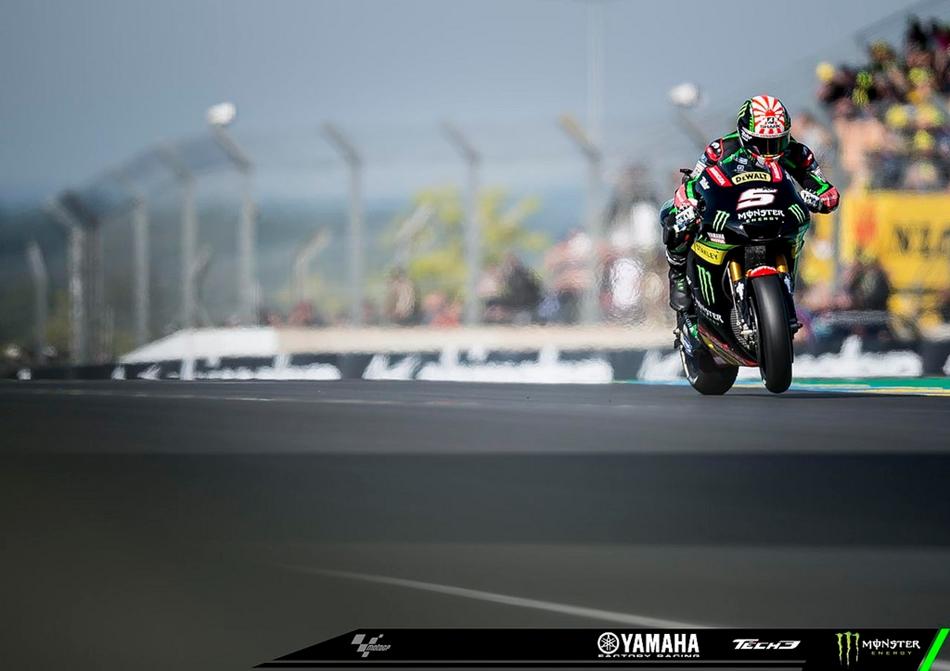 MotoGP. Viñales hace historia en Le Mans