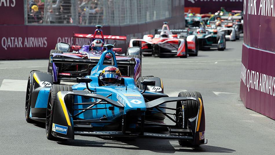 La Fórmula E estrenará escenarios en la cuarta temporada