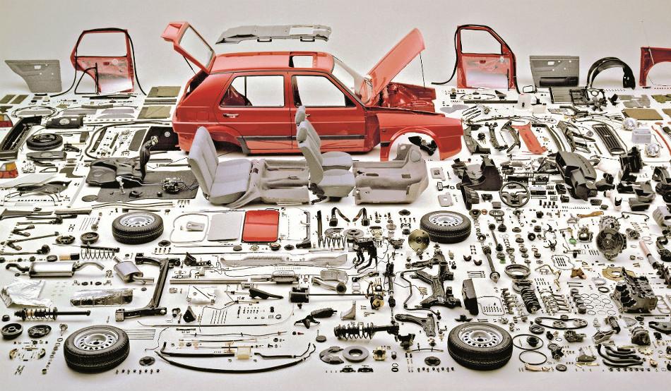 Volkswagen se reinventa con la fabricacion de piezas en 3D