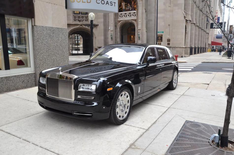 Rolls-Royce prepara el Phantom 2019