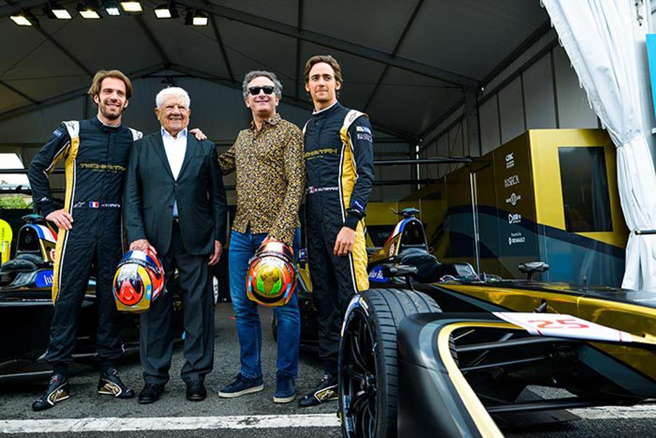 Techeetah Fórmula E quiere continuar con sus pilotos