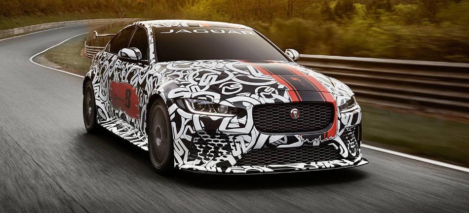 El Jaguar más potente contará con 600 CV