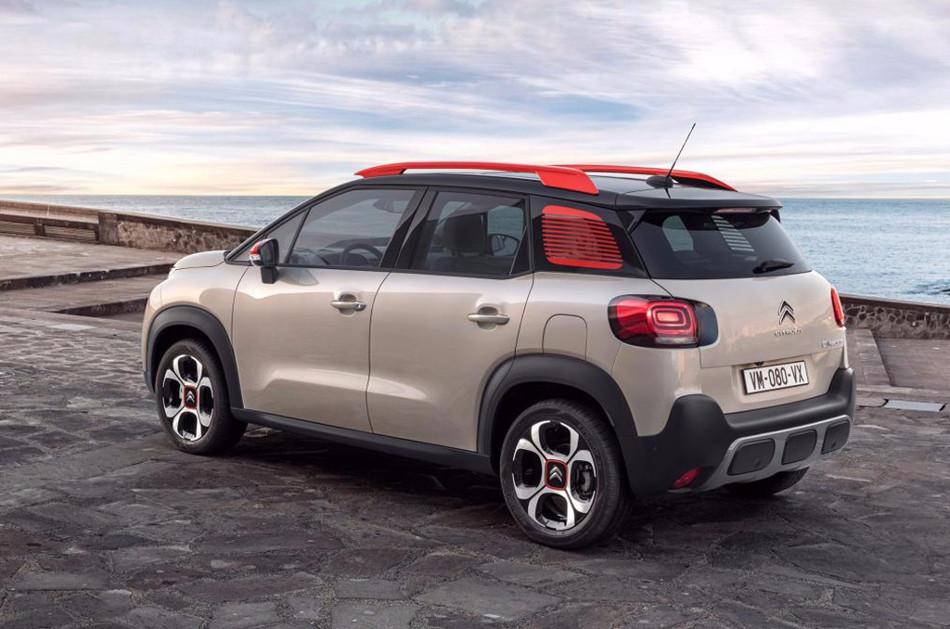 Adelantandose el futuro, Citroën presenta el C3 Aircross 2018