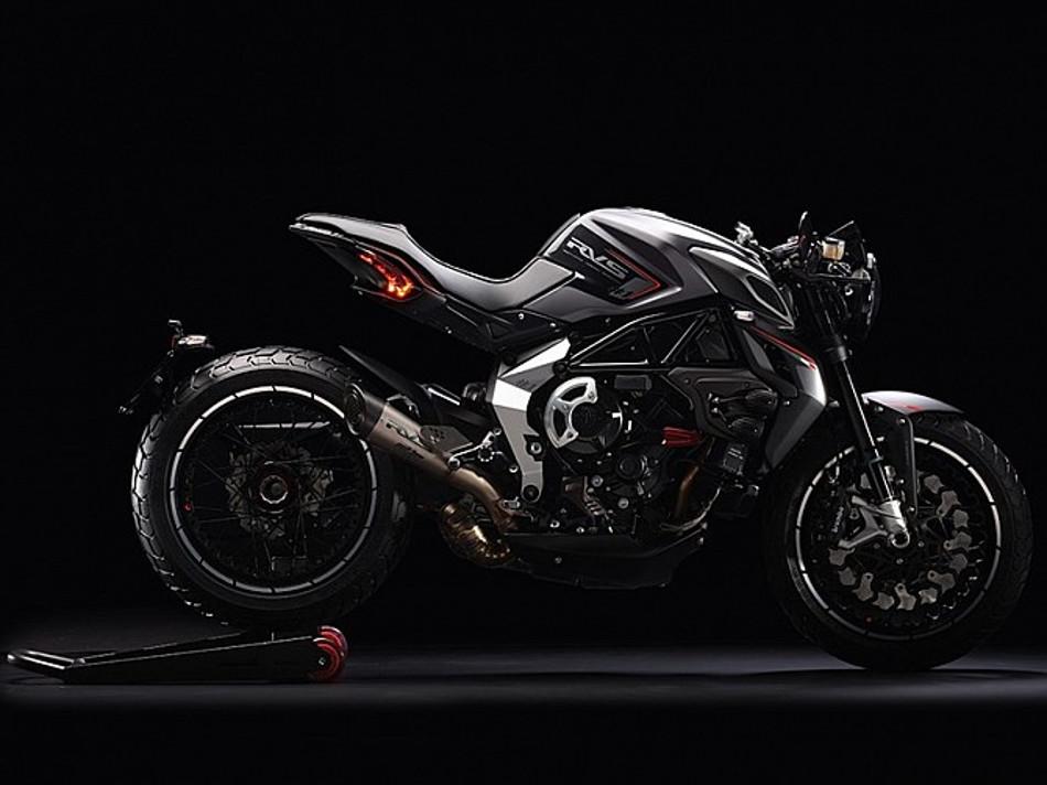 MV Agusta y la nueva RVS #1