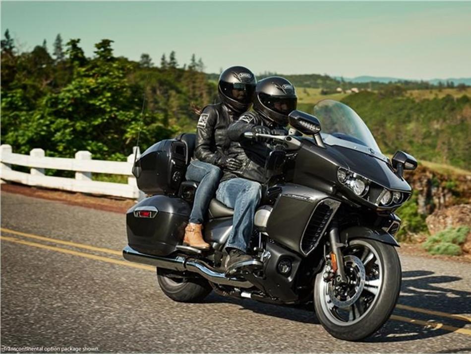 Yamaha presentó la poderosa Star Venture 2017