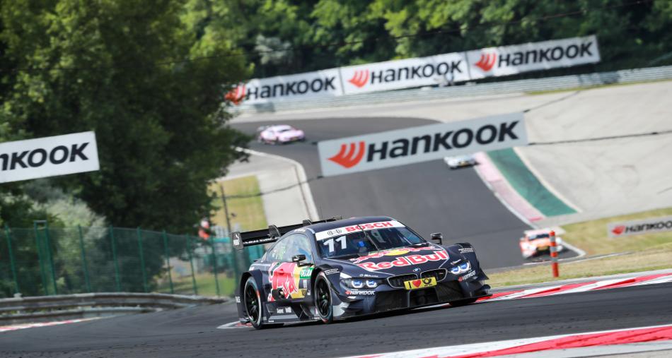 René Rast vuelve a lograr la pole en Budapest