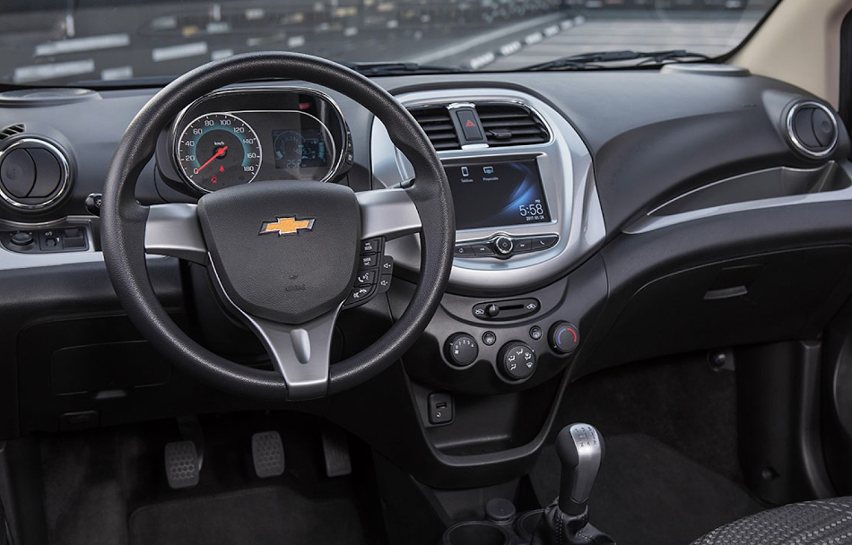 Nuevo Chevrolet Beat 2018 Motor Y Racing
