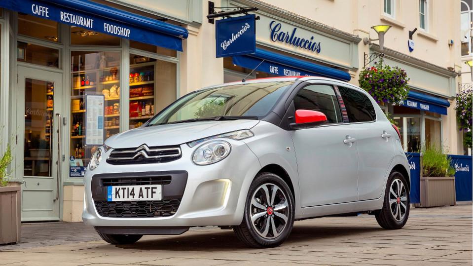 Citroën presenta el simpático C1 Furio