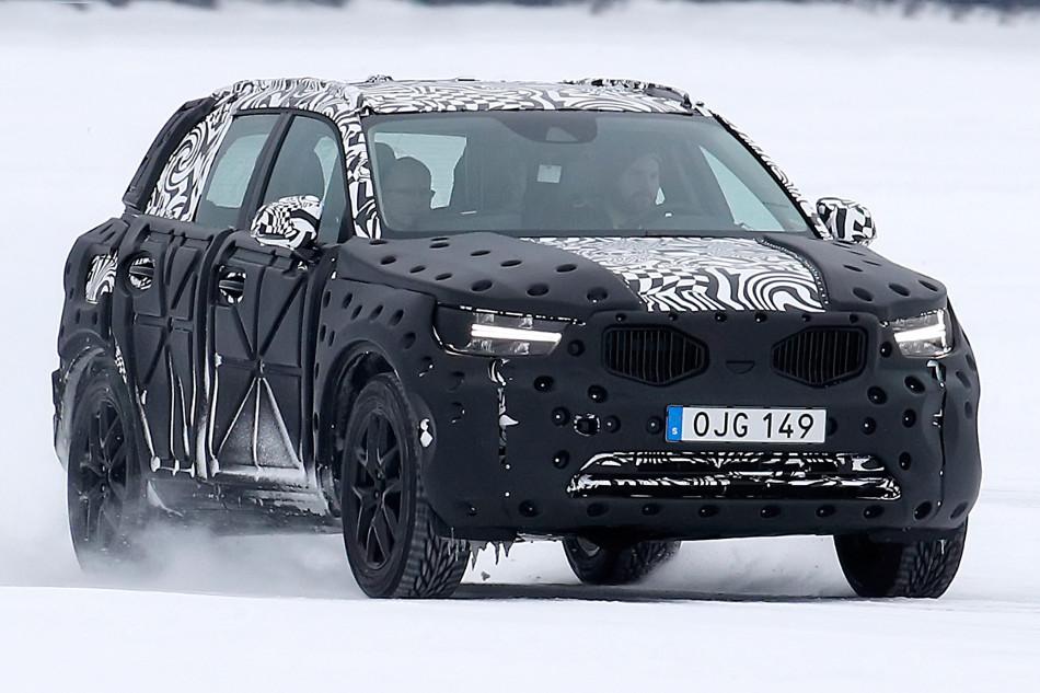 Volvo prepara el lanzamiento del XC40