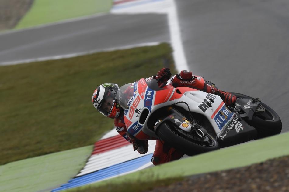 """Jorge Lorenzo: """"Lo más importante será encontrar una sensación positiva con la moto"""""""