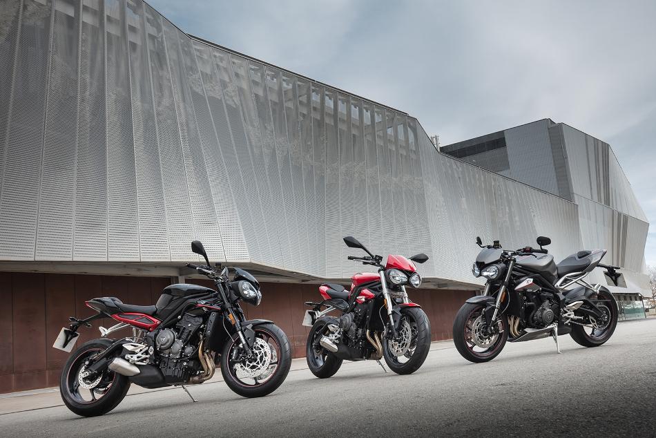 Te sorprenderá la nueva Triumph Street Triple RS 2017
