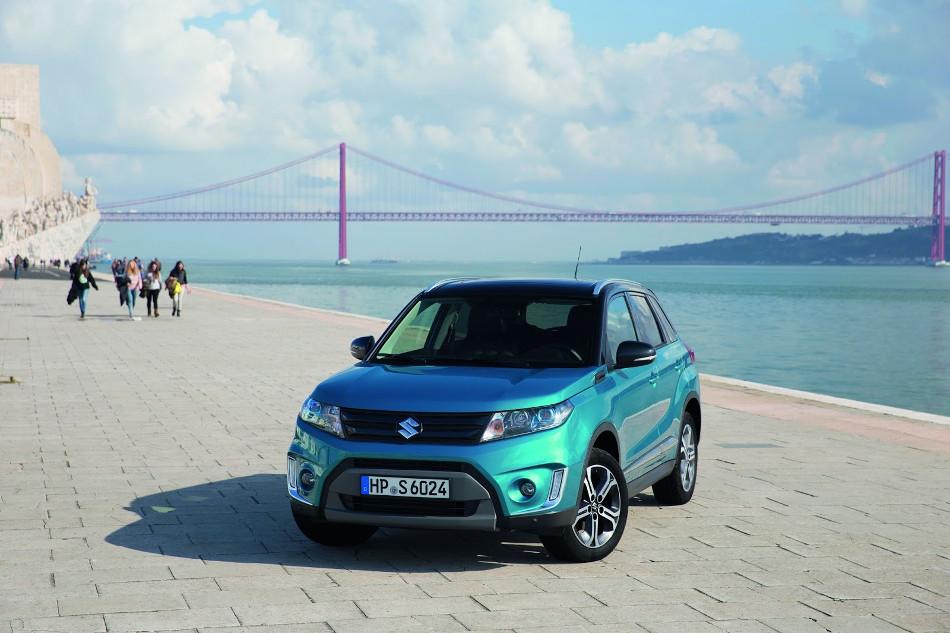 Suzuki Vitara, más viva que nunca