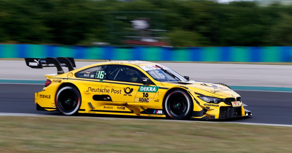 A toda velocidad en la ciudad: BMW y el DTM se dirigen a Norisring