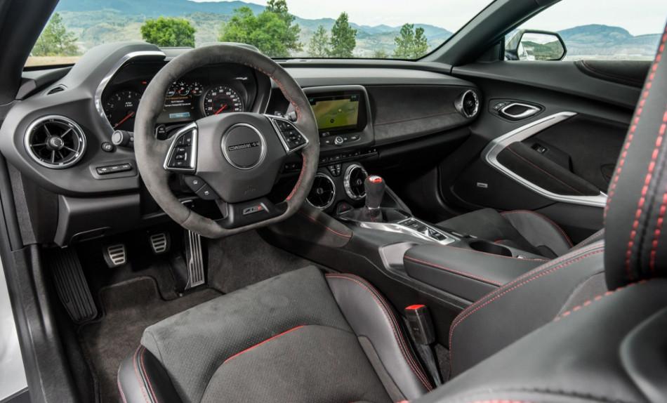 Chevrolet lanzó el espectacular Camaro ZL1 1LE