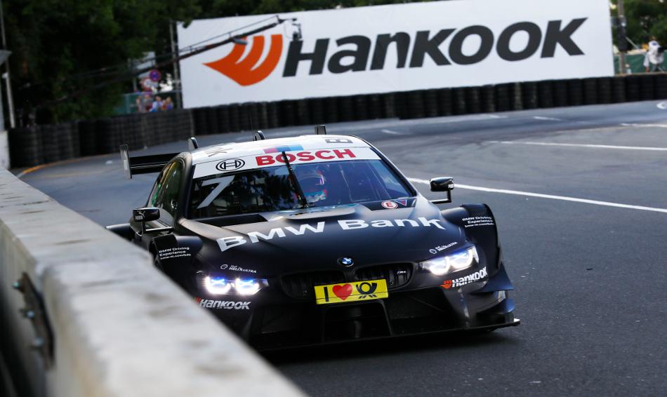 Maxime Martin se lleva la segunda pole de BMW